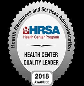 HRSA Health Center Program Quality Leader